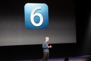 iOS 6 now on 200 million devices, and they like apps