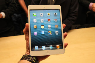 iPad mini pictures and hands-on