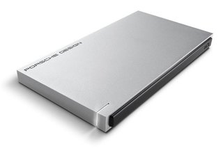 LaCie updates its Porsche Design hard drive for Macs, now 10 times faster