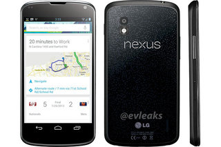 LG Nexus 4 press image leaked