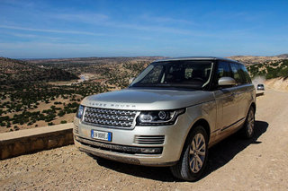 range rover tdv6 autobiography pictures and hands on image 3
