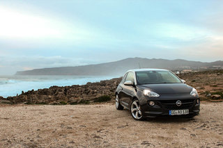hands on vauxhall adam review image 1
