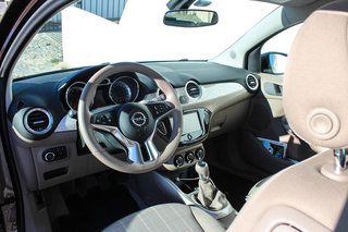 hands on vauxhall adam review image 24