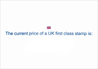 WEBSITE OF THE DAY: Price of a Stamp