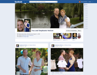 Facebook Couples pages let you share your love