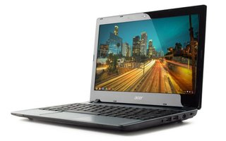 Acer C7 Chromebook joins Samsung Chromebook, forgets Android offers superior battery life