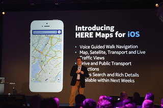 Apple Maps move over... Nokia is Here, for iOS