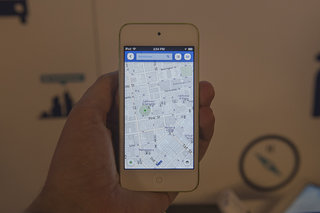 Here Maps by Nokia for Apple iOS pictures and hands-on