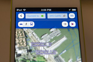 here maps by nokia for apple ios pictures and hands on image 3