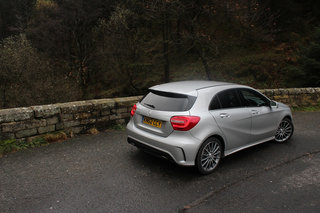 mercedes benz a class 2013 pictures and hands on image 30