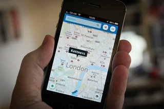 Here Maps by Nokia now available for iPhone and iPad