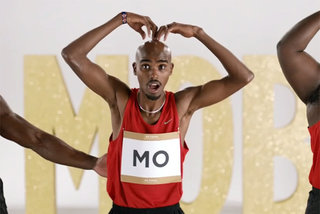 Could Mo Farah's Do the Mobot be the new Gangnam Style? Internet sensation in the making