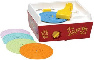 Fisher Price 3D printed records bring new tunes to an old favourite