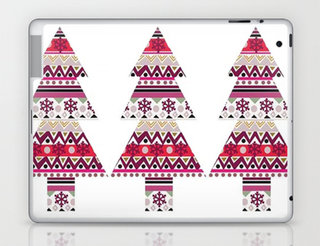 Customisable Christmas: Laptop accessories