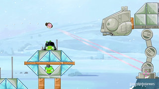 Angry Birds Star Wars free Hoth levels now available