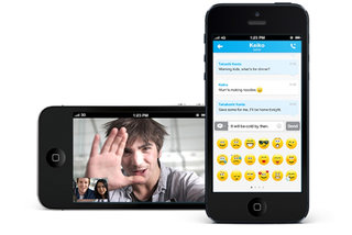 Skype for iPhone and iPad update, 120 million downloads so far