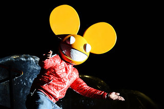 Nokia turns to deadmau5 again for London Lumia 920 and 820 launch (photos and video)