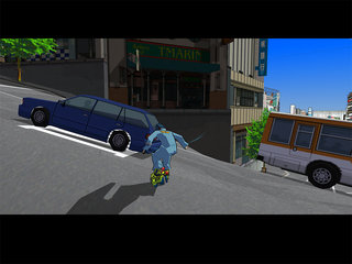 app of the day jet set radio review iphone and ipad  image 2