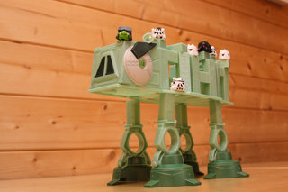 star wars angry birds at at battle game pictures and hands on image 12
