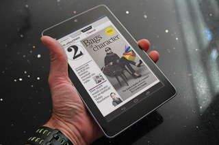 32GB Nexus 7 only £50... with a Times subscription