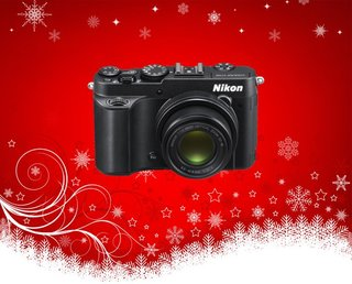 The Pocket-lint Xmas Spectacular - Day 1: Win a Nikon Coolpix P7700