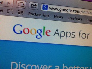 Google Apps no longer free for new customers