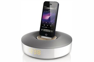 Philips Lightning docks lets you amplify your iPhone 5