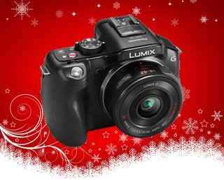 The Pocket-lint Xmas Spectacular - Day 3: Win a Panasonic Lumix G5 digital camera