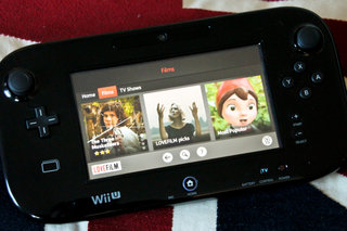 Lovefilm now on Wii U too