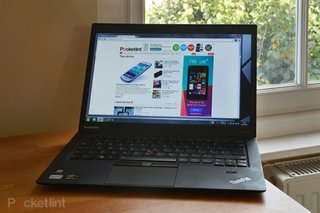 ThinkPad X1 Carbon Touch: The touchy feely version of popular ultrabook