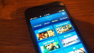 Sky+ Remote iPhone and iPad app adds On Demand and Catch Up record