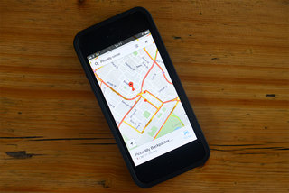 Google Maps for iPhone explored