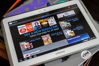 Google Play Magazines now open for business in UK