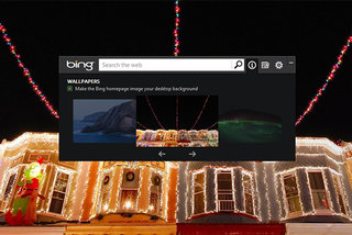 With Bing Desktop you can have your Windows wallpaper automatically Bing-ified every day