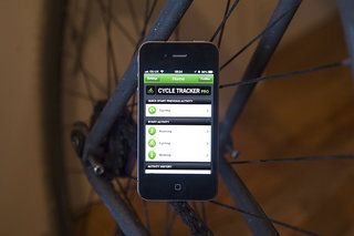 app of the day trainingpeaks gps cycletracker pro review iphone  image 1