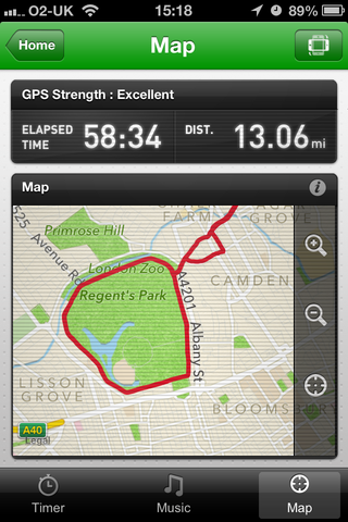 app of the day trainingpeaks gps cycletracker pro review iphone  image 15
