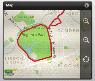 app of the day trainingpeaks gps cycletracker pro review iphone  image 2