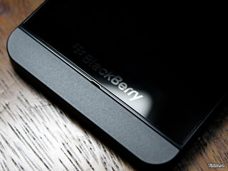 Who is offering BlackBerry 10 from day one?