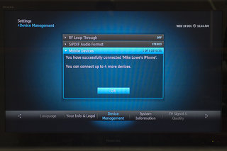 hands on youview remote record ios app review dec 2012  image 10