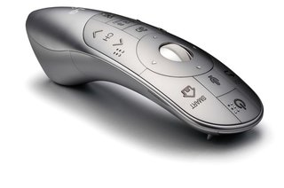 LG Magic Remote has designs on becoming an extension of the human body