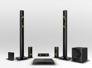 LG announces new audio and video kit ahead of CES, 9.1 speaker and NFC in everything