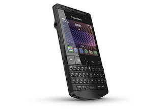 BlackBerry Porsche Design P'9981 Black launches 2 January