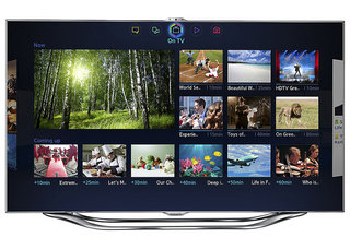 New look Samsung Smart hub set for 2013