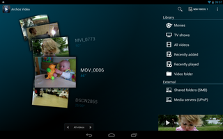 app of the day archos video player review android  image 3