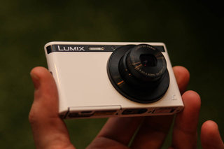 Panasonic Lumix DMC-XS1 is small and cute, we go hands-on