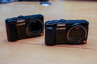Panasonic Lumix DMC-TZ40 adds NFC for quick Wi-Fi picture sharing, we go hands-on