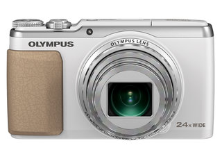 Olympus SH-50 promises to beat blur with five-axis image stabilisation