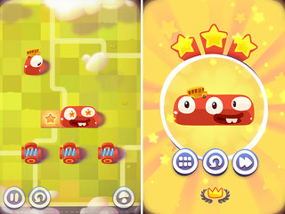 app of the day pudding monsters review iphone  image 5