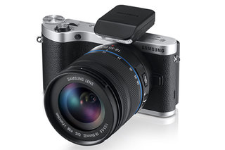 Samsung NX300 promises speed and quality, adds 3D support