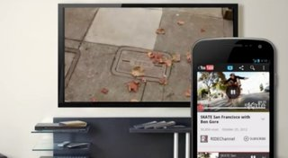 New YouTube app takes on Apple TV by doubling as a remote for your television